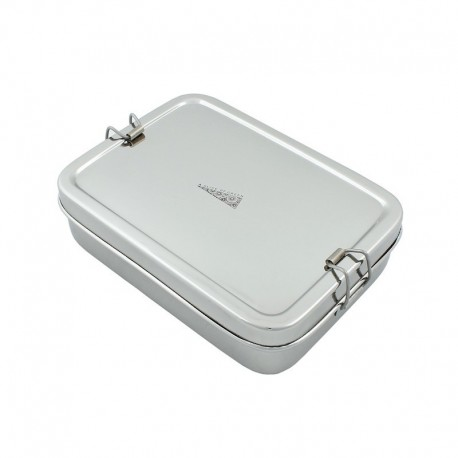 Edelstahl Lunchbox Groß plus Mini – A Slice of Green