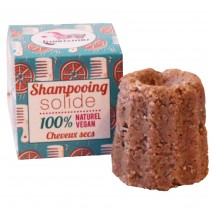 Festes Shampoo trockenes Haar - Lamazuna
