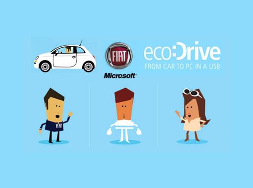 EcoDrive Fiat