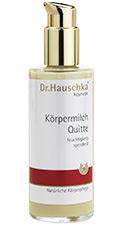 koerpermilch von www.dr.hauschka.de