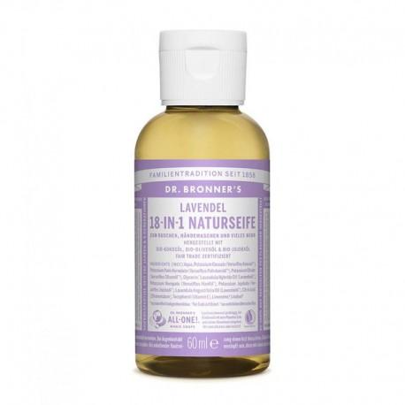Flüssigseife Lavendel - Dr Bronner's