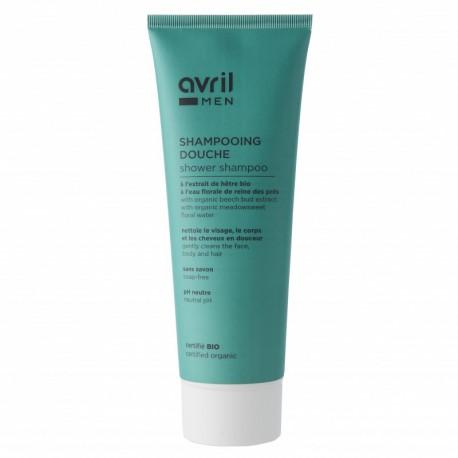 Haarshampoo und Duschgel