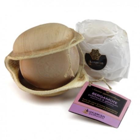 Ayurvedische Seife - Bergamotte