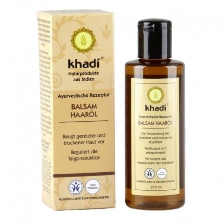 Haaröl gegen Schuppen - Khadi