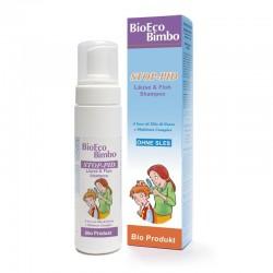 Läuse & Flöhe Haarschaum-Shampoo - Bema Cosmetici